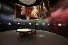 Nizio Design International, core exhibition of the Polin Museum, Warsaw. Photo M.Starowieyska, D.Golik / Muzeum Historii Żydów Polskich Polin