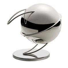 Planet of Surprises Silver Centerpiece - Shop Zanetto online at Artemest