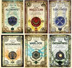 The Alchemyst Series