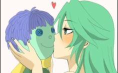 Yandere Hatsune Miku is the cutest :3