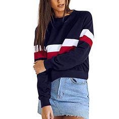 Damen Hoodie Kapuzenpullover Sweatshirt V-Ausschnitt Pullover Tops Übergröße 2XL