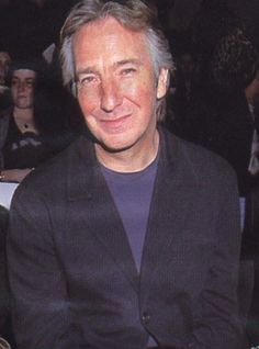 Alan Rickman I - Page 51 - Schauspieler-Infothreads - Potterunited Hey Gorgeous, Beautiful Smile, Alan Rickman Severus Snape, Favorite Movie Quotes, My Heart Hurts, Ares, Harry Potter Characters, Best Actor, Portrait