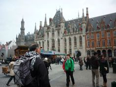 Brugge in West-Vlaanderen