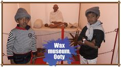 Travel with us: Wax Museum