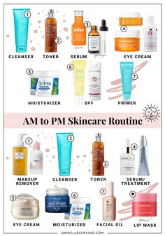 Skin Care Routine Steps, Best Skin Care Routine, Skin Routine, Skincare Routine, Simple Skin Care Routine, Beauty Routine Checklist, Dry Skin On Face, Face Skin Care, Cleanser And Toner