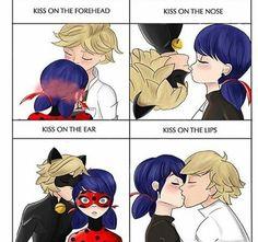 Miraculous variety kiss