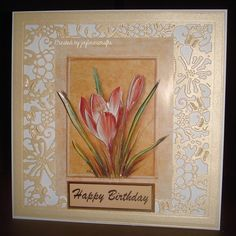 Birthday I Card, Happy Birthday, Create, Tableware, Projects, Home Decor, Happy Brithday, Log Projects, Dinnerware