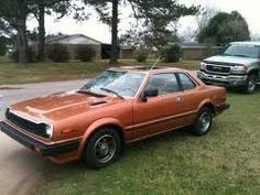 1980 Honda Prelude... First car, mine was silver
