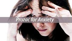 By taking Prozac for anxiety the chemicals in your brain will help improve your mood as well as your appetite. However, this drug also has some side effects