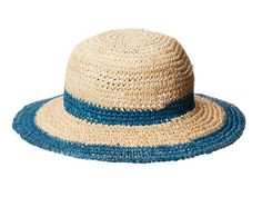 Appaman Kids The Perfect Straw Sunny Hat (Toddler/Little Kids/Big Kids)