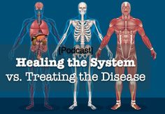 Dr. James discusses healing your ailments through treating the system. [Podcast] Healing the system vs. Treating the disease