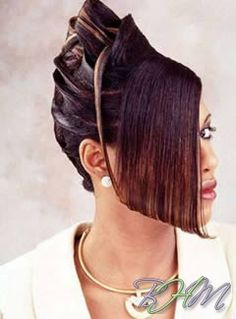 French roll in back and curls in from updos pinterest updo cute updo aka the first lady pmusecretfo Gallery
