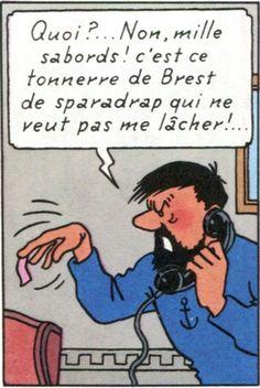 Les Aventures de Tintin :: Jeopartin !