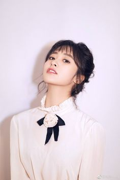 My favourite person 😘😘😘 Meteor Garden Cast, Meteor Garden 2018, Meteor Rain, A Love So Beautiful, Chinese Actress, I Love Girls, Aesthetic Photo, Female Models, Ulzzang