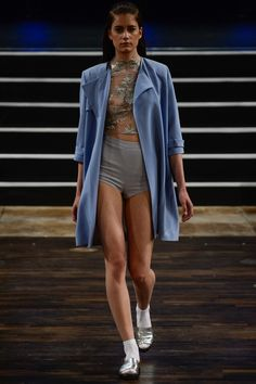 Marcel Ostertag Berlin Spring 2017 Fashion Show - Berlin Womenswearsummer 2017Marcel Ostertag