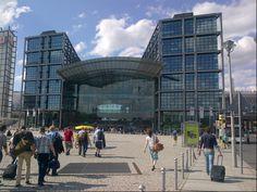 Berlin Hauptbahnhof in Berlin, Berlin