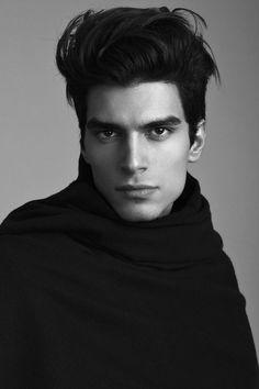 MMSCENE PORTRAITS: Aleksa by Igor Cvoro - MM Scene : Male Model Portfolios : Male Models Online