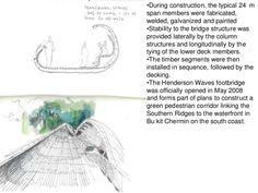 henderson waves bridge structure - Google 検索