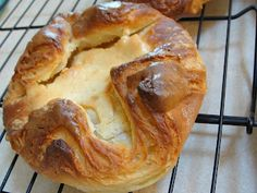 C Mom Cook: Sourdough Surprises #3 - Sourdough Danish