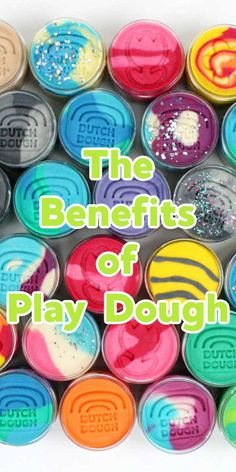 Play dough is serious fun! It is also super beneficial to a childs development! Here are some reasons why... #playdough #benefitsofplaydough #playdoughrecipe #sensoryplay #openendedplay #preschooleducation #basisschool #preschoolactivities #kidsactivities Tactile Activities, Rainy Day Activities, Indoor Activities For Kids, Kids Learning Activities, Spring Activities, Creative Activities, Holiday Activities, Fun Crafts, Crafts For Kids