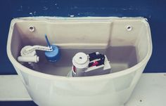 Baby in toilet bowl: Schoolgirl held Cleaning Day, Toilet Cleaning, Diy Cleaning Products, Cleaning Hacks, Flush Toilet, Toilet Bowl, Casa Clean, Clean House, Baby Toilet