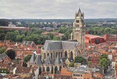 Sint Salvatorskathedraal - Brugge, West-Vlaanderen