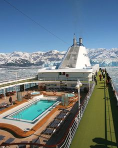 Top Alaska Cruises- I would love to see Home from the outside looking in.