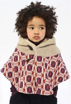 MODA INFANTIL - Estilo invernal em 26 fotos