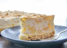 Pineapple Cream Dessert, an easy and delicious no bake creamy dessert recipe. Made with canned crushed Pineapple and Fresh cream. The Best! Fresh Pineapple Recipes, Baked Pineapple, Pineapple Desserts, Crushed Pineapple, Pineapple Pie, Italian Cookie Recipes, Baking Recipes, Pie Recipes