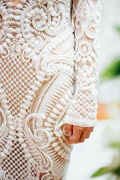 Helen + Trent | Thurley Wedding | Beaded wedding dress | HOORAY! Mag