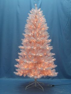 7e7e3380372 Buy the Christmas at Winterland Warm White Direct. Shop for the Christmas  at Winterland Warm White 9 Foot Classic White Pre-Lit Christmas Tree with  Warm ...