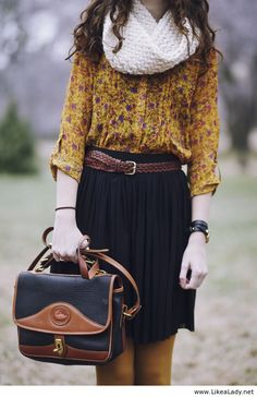 Awesome autumn outfit