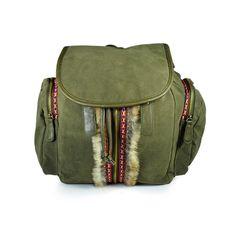 I love the Nila Anthony Stripe Backpack from LittleBlackBag