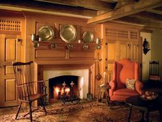 old fireplace mantel ideas