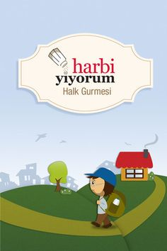 Harbiyiyorum iPhone Application.