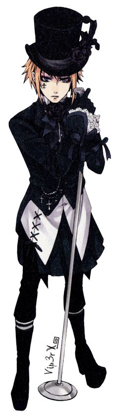 Drossel Keinz - Black Butler