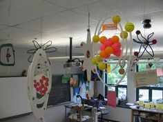 how to make an atom model for science project | model 100 points the model may be made out of any material such as ...