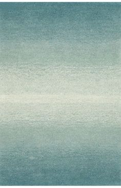 Liora Manne Ombre Horizon Aqua Area Rug 24 Inches X 36 Inches