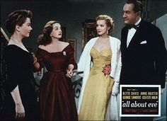 Pictures & Photos from All About Eve - IMDb Hollywood Vintage, Classic Hollywood, Hollywood Stars, Golden Age Of Hollywood, Hollywood Glamour, Hollywood Jewelry, Anne Baxter, Tony Curtis, Divas