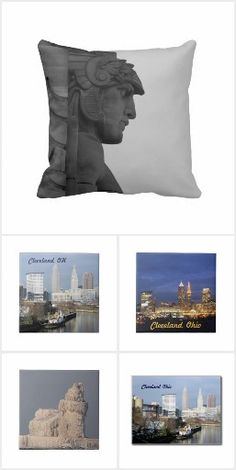 Cool Cleveland Ohio Postcards and More !