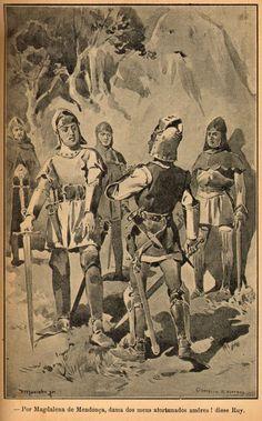 Portuguese knights (1385)