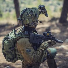 SOF operator of Israeli Shayetet13 (Naval commando unit).