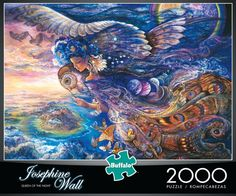 Queen Of The Night - 2000 piece jigsaw puzzle. $19.95