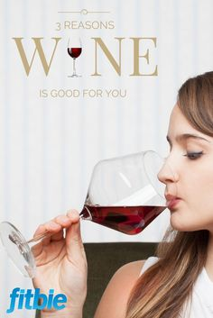 Your nightly glass of red is about to get a whole lot more satisfying. | Fitbie.com