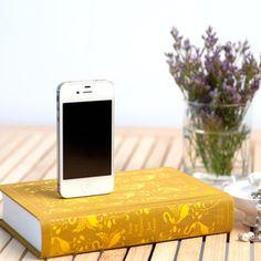 Pride & Prejudice iPhone 4 Dock by booksi | Fab.com