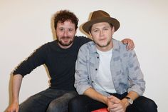 June 13: Niall doing Slow Hands promo in Germany