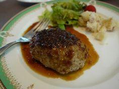 Jucie steak in Sapporo~ yummy :)