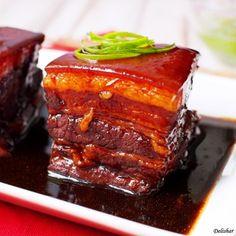Spiced Pork Cube Fried Rice | Delishar Food | Pinterest | Fried Rice ...