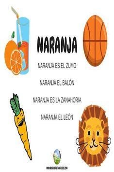 Poemas y canciones para aprender los colores en preescolar Preschool Songs, Preschool Literacy, Spanish Conversation, Spanish Vocabulary, Dual Language, Kids Education, Activities For Kids, Diy And Crafts, Classroom