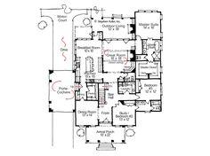 House Plan - Chastain - Stephen Fuller, Inc.